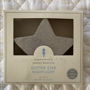 PBK Glitter Star night light!